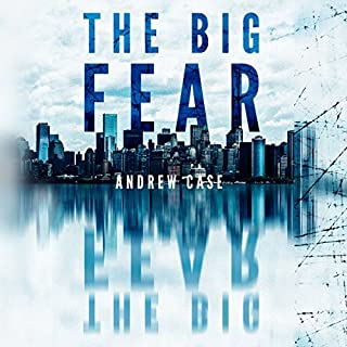 The Big Fear audiobook cover art