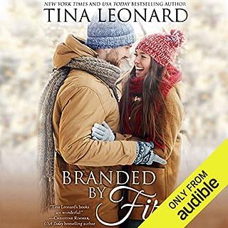 Page de couverture de Branded by Fire