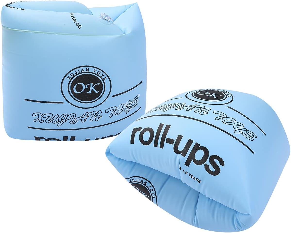 BitPure Inflatable Swim Arm Bands Tube Floats gift Inexpensive Rings Armletsï¼Â