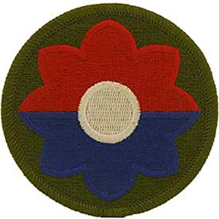 EagleEmblems PM0142 Patch-Army,009TH Inf.DIV. (3'')