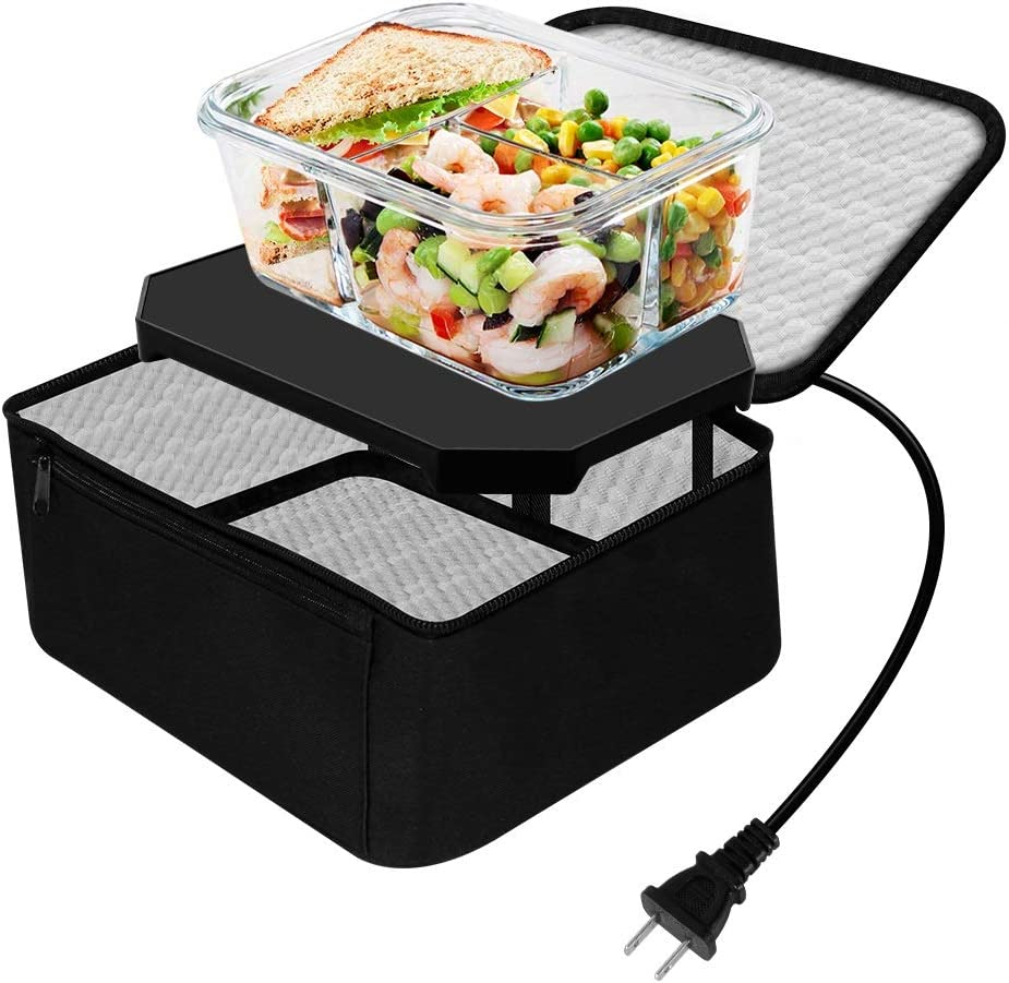 Portable Oven Max 54% OFF 110V Food Warmer Boxes Product Lunch Heated for A
