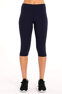 Marika Women's Ava Performance Slim Kicker Capri Legging