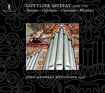 Muffat: Works for Organ