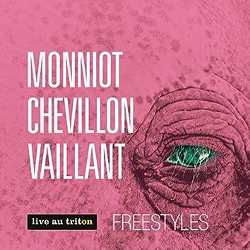 Freestyles (Live au Triton)