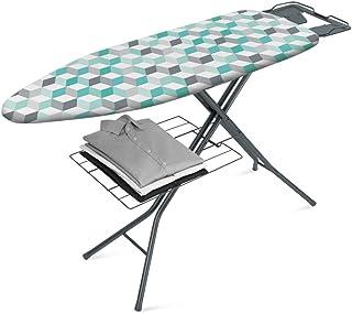 Metaltex Table à Repasser en métal Multicolore Cube Antares Multicolore