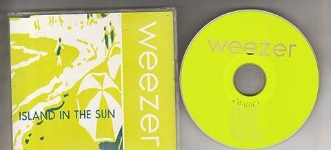 WEEZER - ISLAND IN THE SUN - CD (not vinyl)