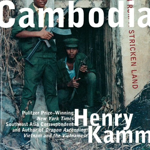 Cambodia audiobook cover art