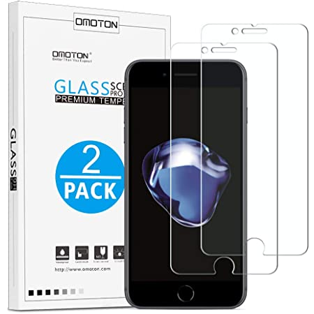 HD Ultra Transparent Protection /écran pour iPhone 8 Plus//iPhone 7 Plus SONWO Verre Tremp/é Compatible avec iPhone 8 Plus//iPhone 7 Plus 1 Pi/èces duret/é 9H sans Bulles Anti-Rayures