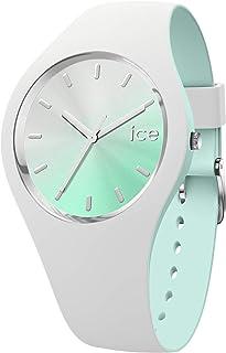 【アイスウォッチ】Ice-watch 腕時計 メンズ ユニセックス ICE duo chic デュオ シック 016984 〈 ホワイトアクア 〉[正規代理店]