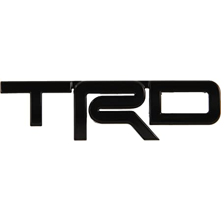 TOYOTA Genuine Accessories PT413-35120-03 TRD Special Edition Badge