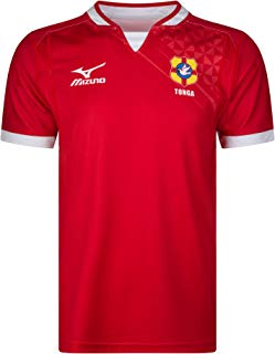 Tonga Rugby Jersey - Home
