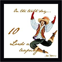 Ten Lords a-Leaping by Janice Gaynor 16