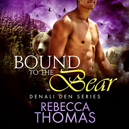 Bound to the Bear audiobook cover art