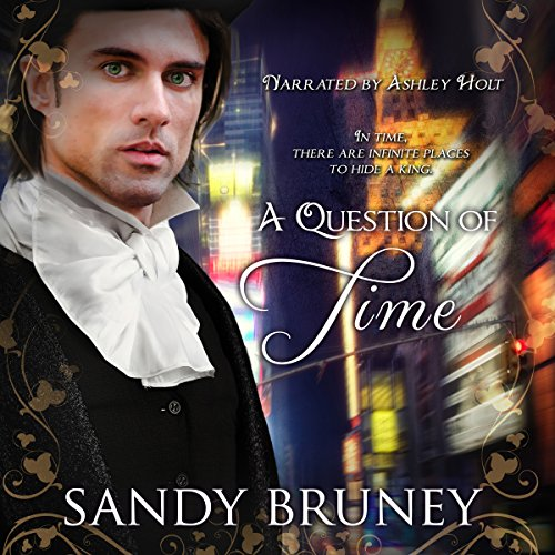 A Question of Time audiobook cover art