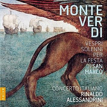 Monteverdi: Vespri solenni per la festa de San Marco