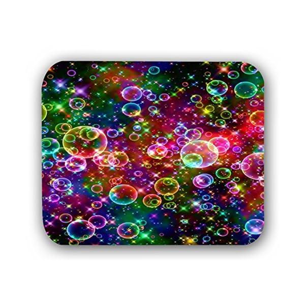 Colorful Bubbles Mousepad Anti-Slip Mouse Pad Mat Mice Mousepad Desktop Mouse pad...