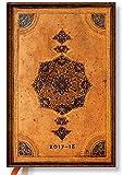 Paperblanks Kalender 18 Monate 01.07.2017 bis 31.12.2018 Safawidisch Mini 10x14cm