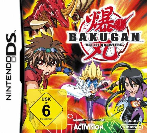 Activision Bakugan Battle Brawlers