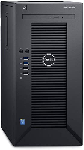 Dell Flagship 2017 Poweredge T30 Tower Server -Intel Xeon E3-1225 V5 - 3.3 Ghz Cpu