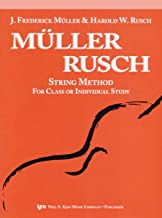 53VN - Muller Rusch String Method - Book 3 - Violin