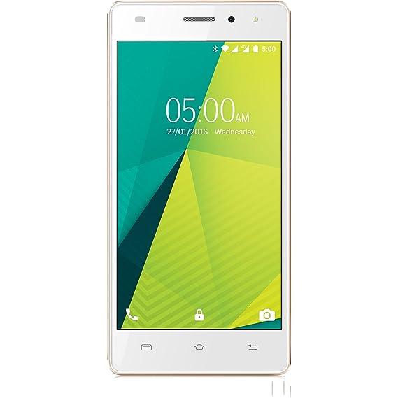 Lava X11 4G (White-Gold)