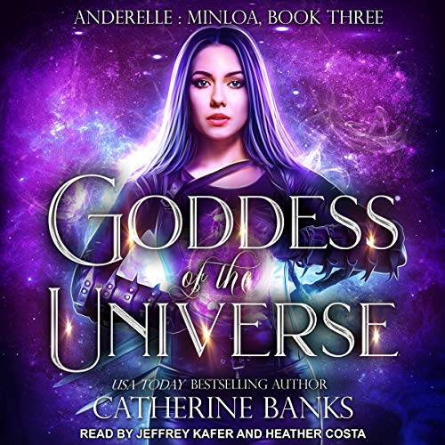 Goddess of the Universe  By  cover art