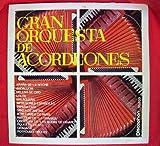 Disco Vinilo - Old vinyl .- GRAN ORQUESTA DE ACORDEONES. Dir Max Adler