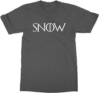 Snow Men's T-Shirt - GoT, Winter is Coming, Jon Snow, Stark Tee