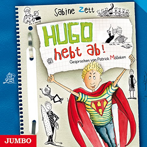 Hugo hebt ab! Titelbild