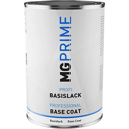 Mg Prime Car Paint Set Ready To Spray For Bmw 475 Blacksapphire Pearl Colour Black Sapphire Metallic Base Coat 2k Clear Varnish 1 25l Auto