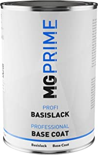 MG PRIME Autolack Dose spritzfertig für Mazda UC Crystal White Basislack 1,0 Liter 1000ml