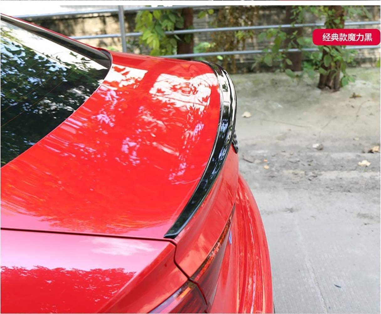 XKCCHW Aler/ón trasero para Audi A3 Sed/án 4 puertas 2013 2014 2015 2016 2017 2018 2019