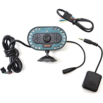 サンコー アイキャッチプリクラッシュアラーム(居眠り防止装置)GPS付きモデル MR699GPS MR699GPS