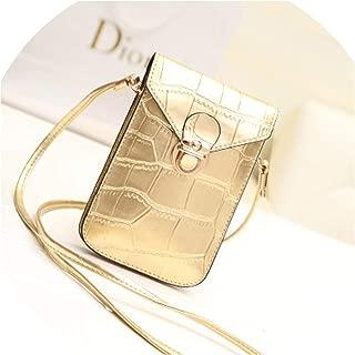 Multi-function retro fashion purse mini diagonal small bag slanting shoulder bag