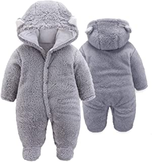 Unisex Baby Cloth Winter Coats Cute Newborn Infant...