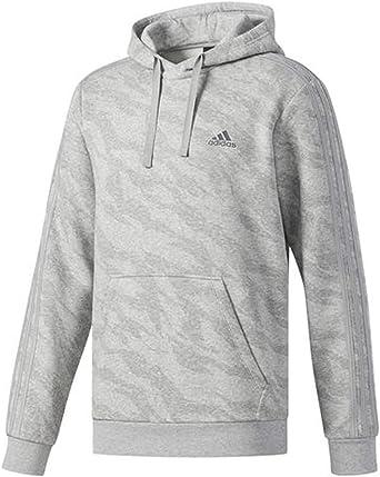 adidas Men's Athletics Essential Cotton Pullover Hoodie