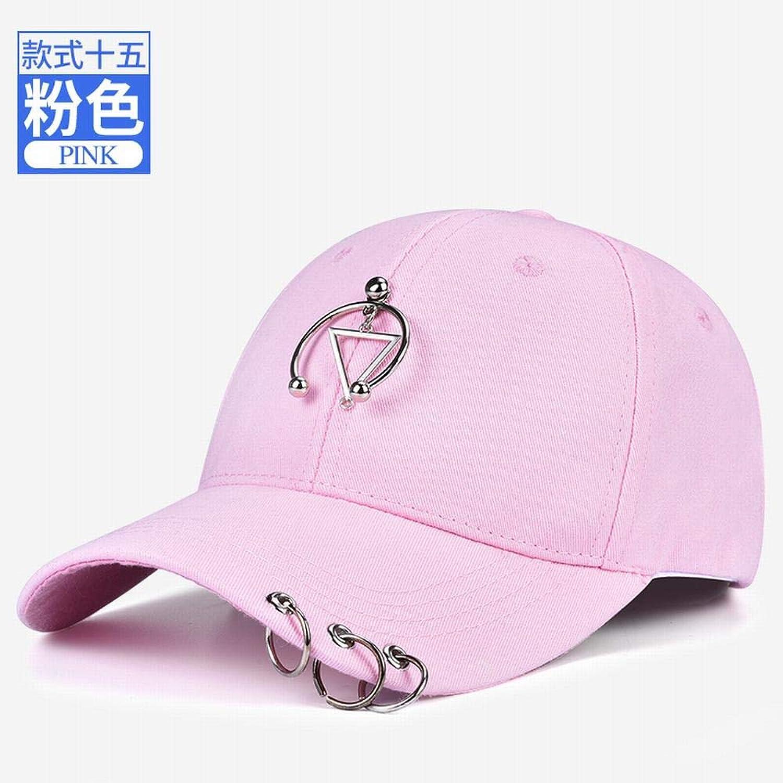 Zhouzhou666 Frühlingssommerstraenstudent-Sunhat Kappenpaare Der Persnlichkeit Der Mnner Und Der Frauen Wilde Wilde