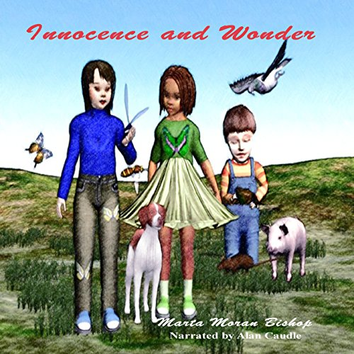 Innocence and Wonder audiobook cover art