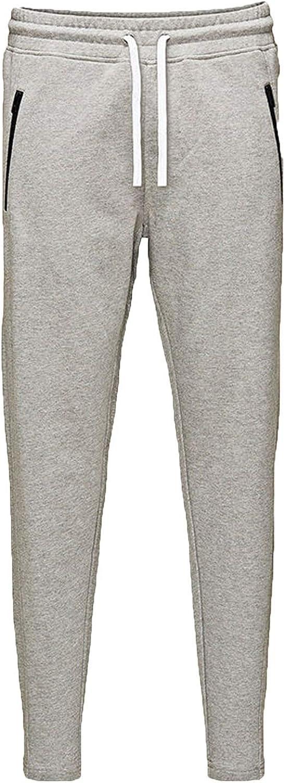 U&Shark Autumn Navy bluee Sweatpants Men Brand Clothes Cotton Pants