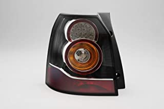 2VP 354 814-011 HELLA Combination Rearlight Left