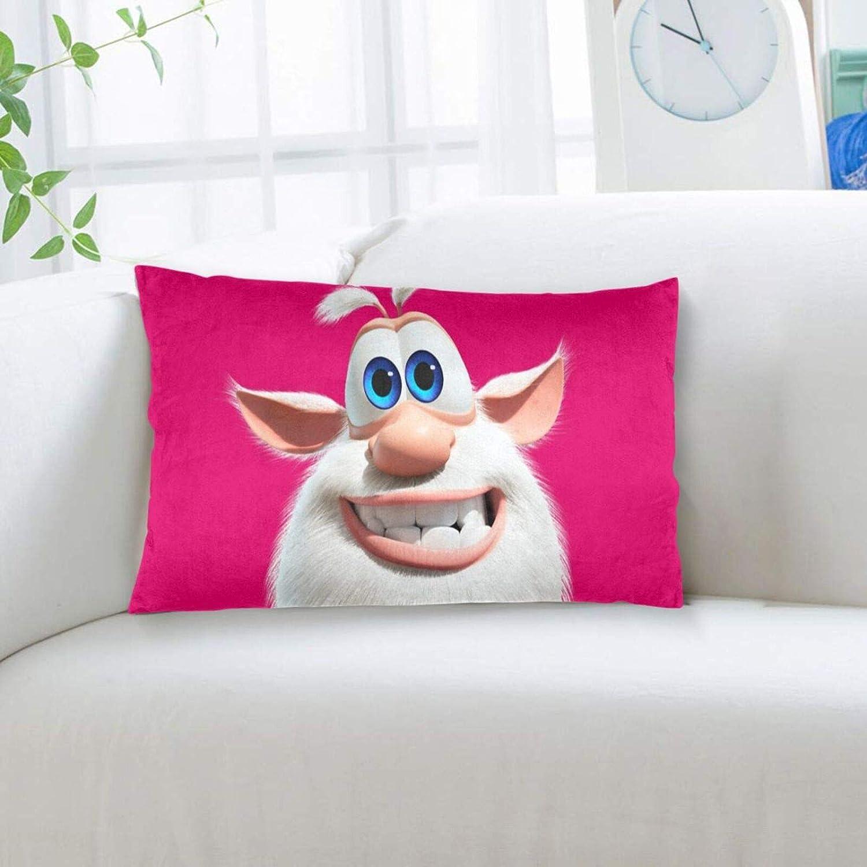 Romantic Deer Bo-ob-a Pillow Cases Super Soft Bedding Sheets and Pillow Case with Hidden Zipper for Boys//Girls//Teen,14X20