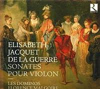 Sonatas for Violin and Basso Continuo by Jacquet De La Guerre (2011-05-10)