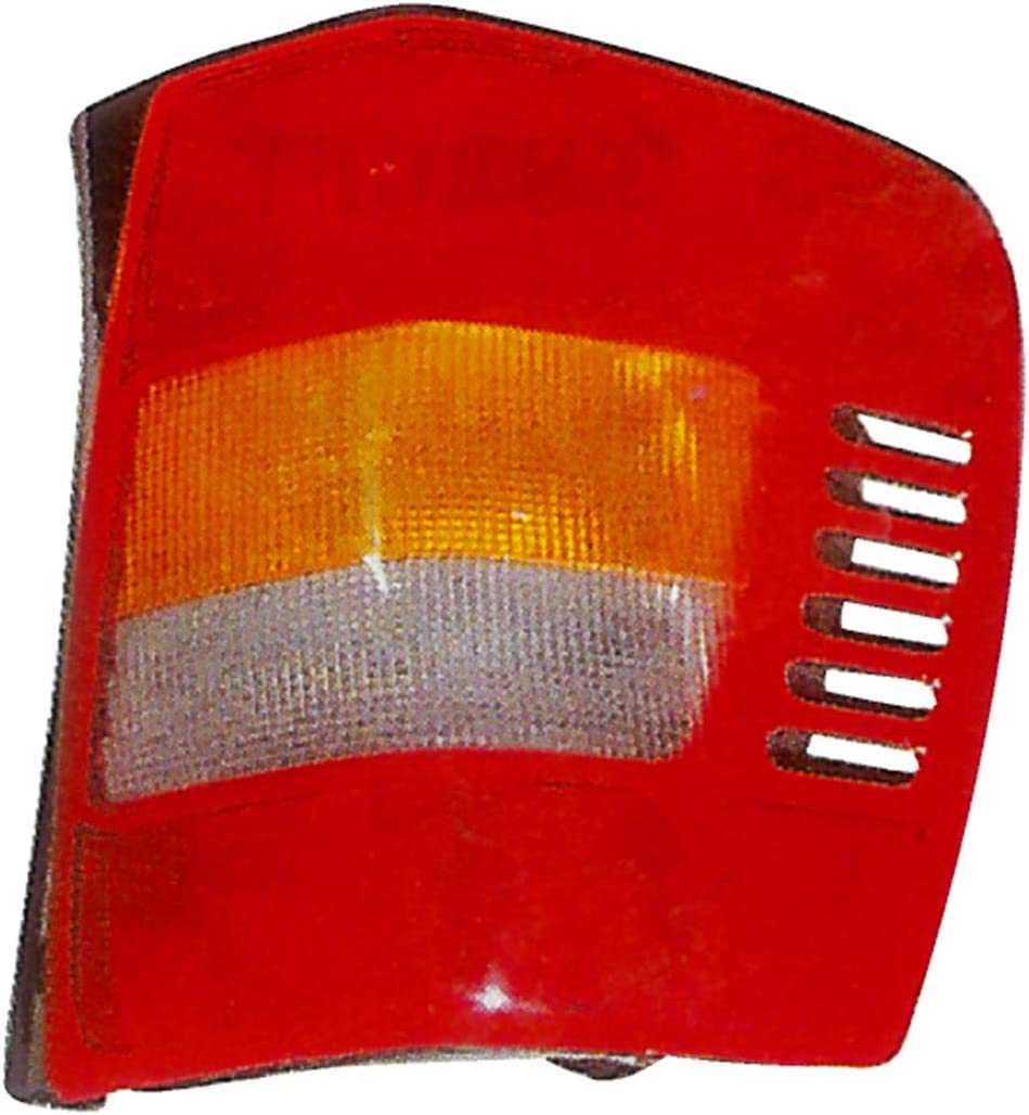 JP Auto Outer Tail Light 誕生日 お祝い Compatible 199 Cherokee Jeep Grand With 最安値