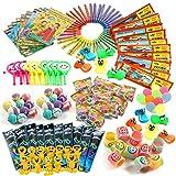 THE TWIDDLERS 120 Juguetes de Piñata y Fiesta de Cumpleaños Premium para Niños