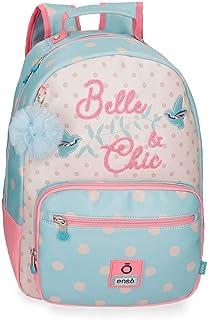 2f5a6159b1c Mochila Escolar Enso Belle and Chic