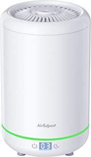 AirExpect Ultrasonic Cool Mist Humidifier for Bedroom - Top Fill Humidifiers with 3.5L Water Tank, BPA Free, Whisper-Quiet, Auto Shutoff, Easy Clean, Max 24h Air Humidifying