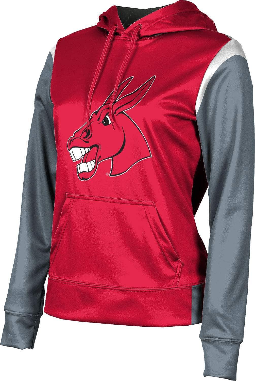 ProSphere University of Central Missouri Girls' Pullover Hoodie, School Spirit Sweatshirt (Tailgate)
