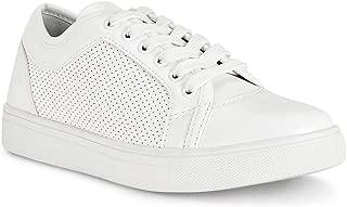 Ceriz Women's Jacintha White Sneakers
