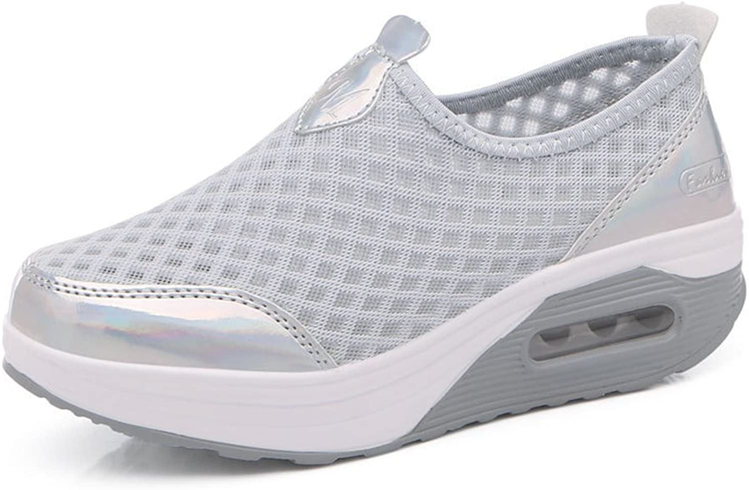 Believed Women's Athletic shoes Casual Walking Sneakers - Breathable Running shoes