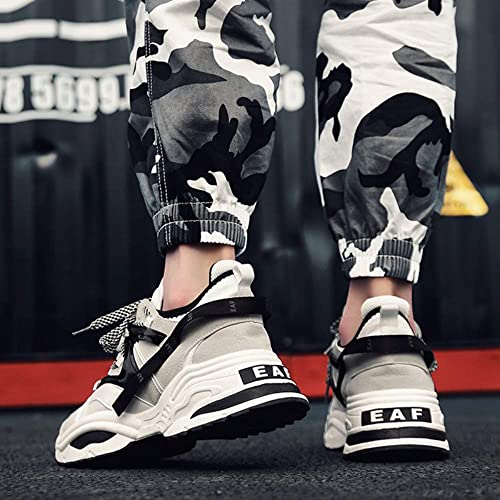 CTLNZ FonctionneHommest Chaussures Printemps Vieilles Chaussures De Sport pour Hommes
